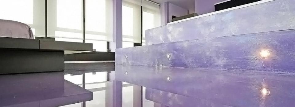 Pavimenti rovigo boiserie in ceramica per bagno - Pavimenti bagno in resina ...